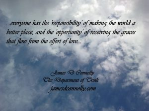 Responsibility and grace